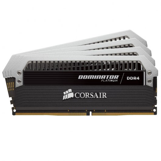 Corsair Dominator Platinum DDR4 3000 PC4-24000 64GB 4x16GB CL15