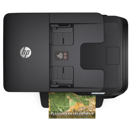 HP Officejet Pro 8710 Multifunción Color Wifi Fax Dúplex