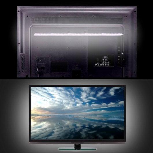 Tira led para trasera de tv 100cm for Tiras led para tv