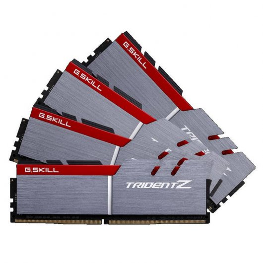 G.Skill Trident Z DDR4 3466 PC4-27700 64GB 4x16GB CL16
