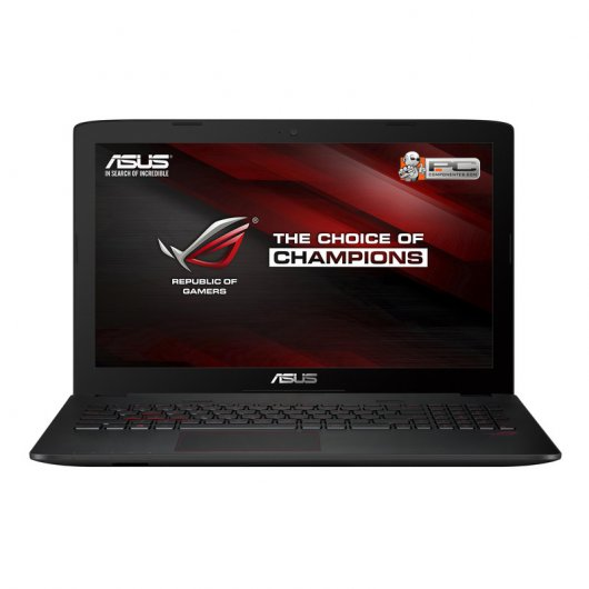 Asus GL552VW-DM155T i7-6700HQ/20GB/256GB SSD+2TB/GTX960M/15.6 Reacondicionado