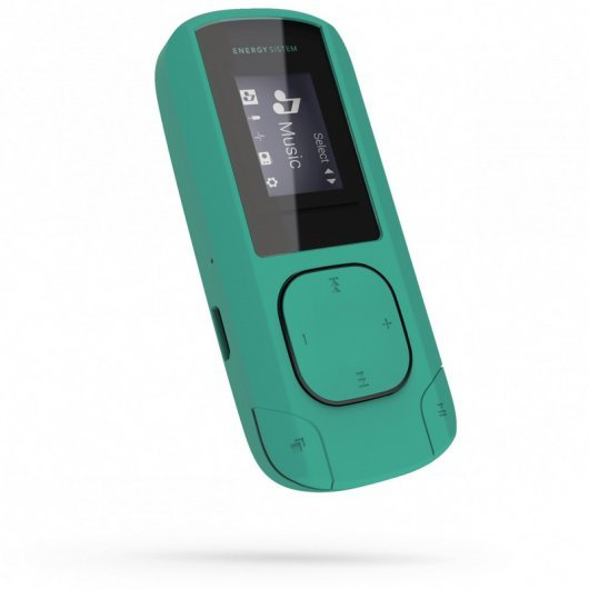 Energy Sistem MP3 Clip Mint