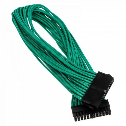 Phanteks CB24P Cable Extensión Verde Placa Base 24 Pines