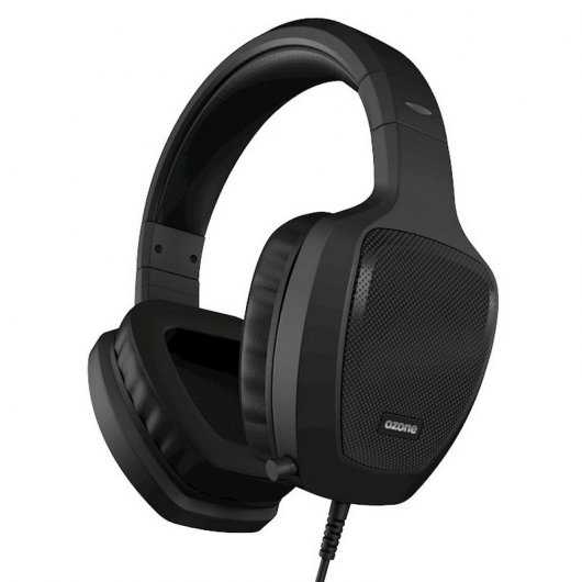 Ozone Rage Z50 Auriculares Gaming Negro