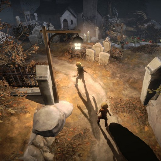 Brothers: A Tale of Two Sons para PS4