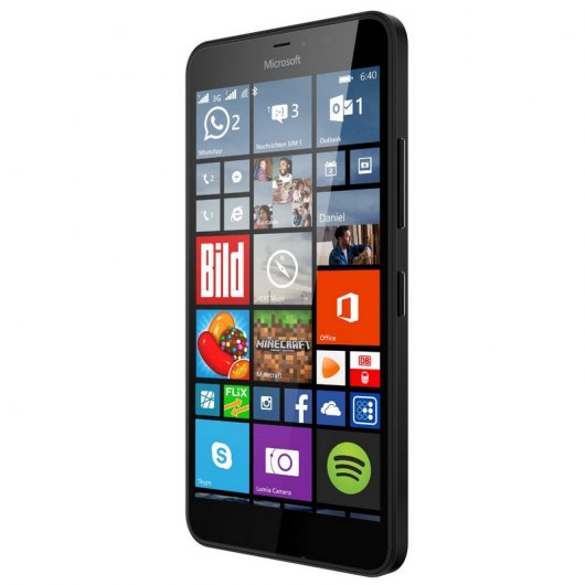 Microsoft Lumia 640 XL LTE Negro Reacondicionado