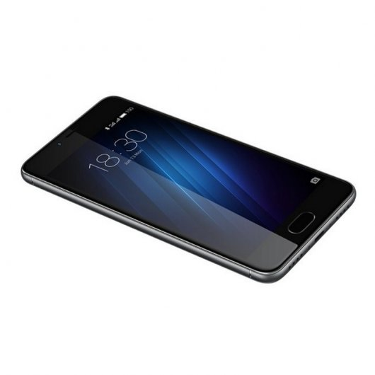 Meizu M3S 16GB Gris libre Reacondicionado