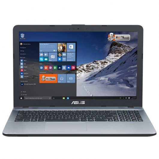 Asus F541UA-XX054T Intel Core i5-6200U/4GB/500GB/15.6""