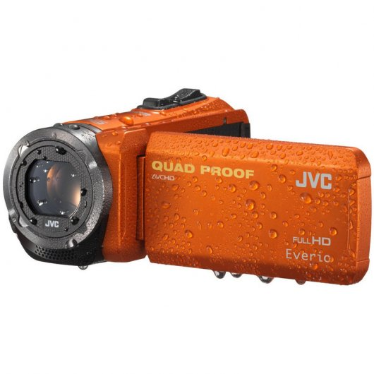 JVC Everio GZ-R315 Quad Proof Full HD Reacondicionado