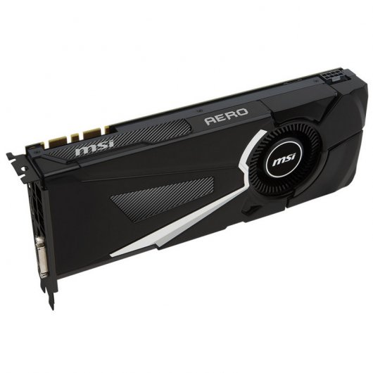 MSI GeForce GTX 1070 AERO OC 8GB GDDR5 Reacondicionado