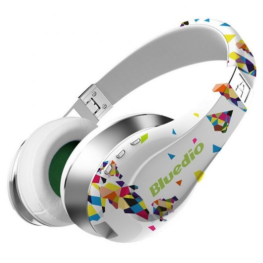 Bluedio A Air Bluetooth Blanco