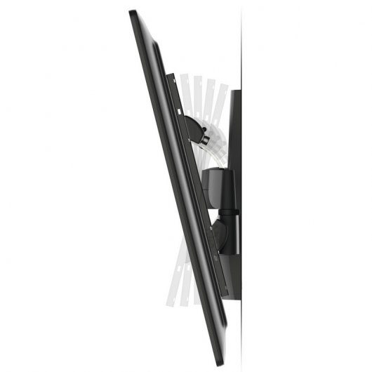 "Vogels Wall 2250 Soporte Pared Articuldo TV 32-55"" Negro"