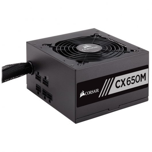 Corsair CX650M 650W 80 Plus Bronze