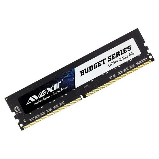 Avexir Budget DDR4 2400 PC4-19200 8GB CL16
