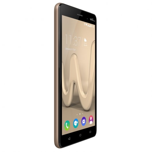 Wiko Lenny 3 16GB Dorado Libre Reacondicionado