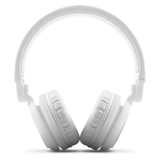 Energy DJ2 Auriculares White Mic