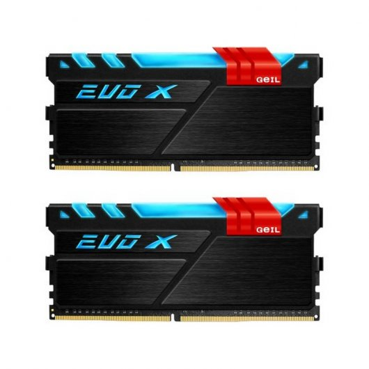 Geil EVO X DDR4 3000 PC4-24000 16GB 2x8GB CL15 LED RGB