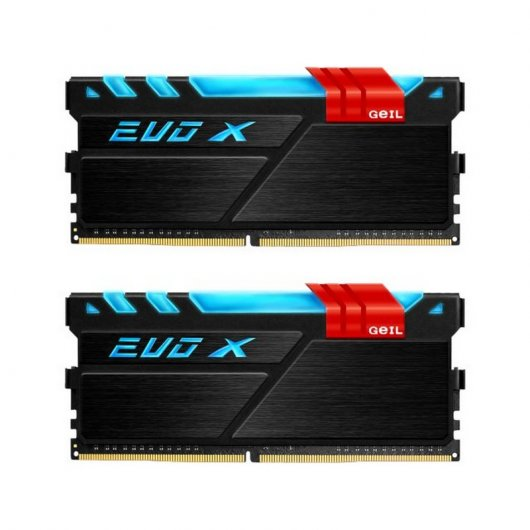 Geil EVO X DDR4 3200 PC4-25600 16GB 2x8GB CL16 LED RGB