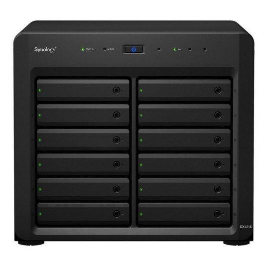 Synology DiskStation DX1215+ NAS 12HD