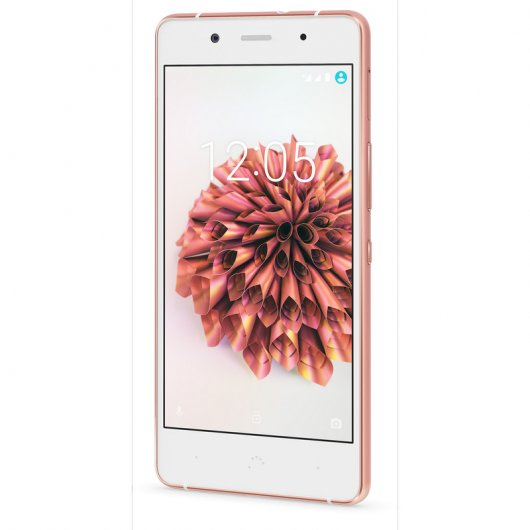 Bq Aquaris X5 Plus 16GB Dorado Rosa