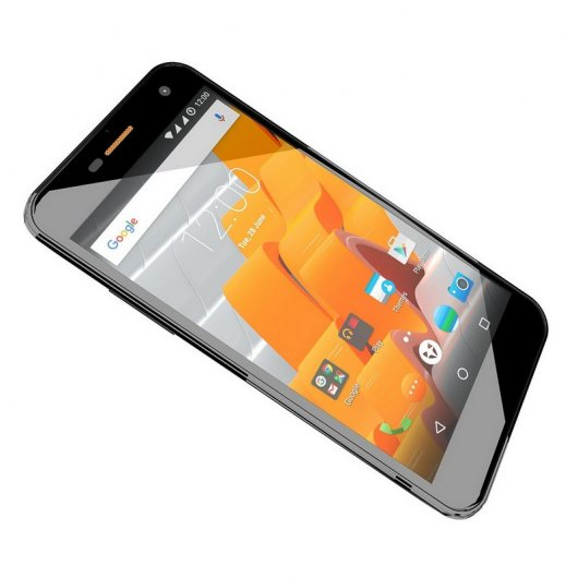 Wileyfox Spark 8GB Negro Libre Reacondicionado