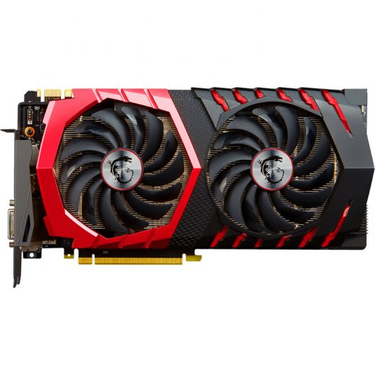 MSI GTX 1070 GAMING Z 8GB GDDR5