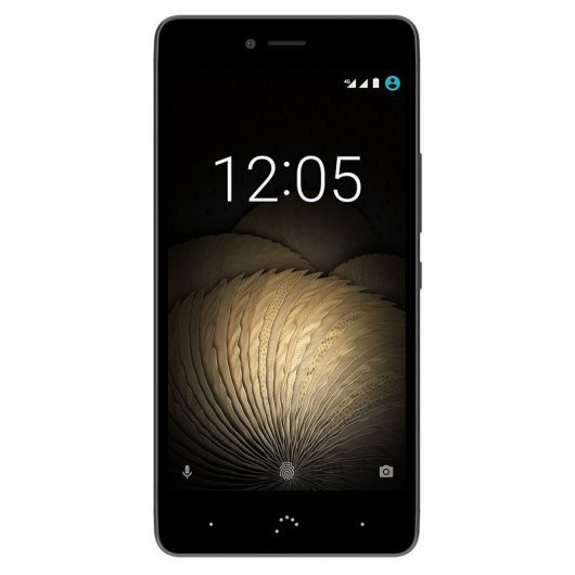 Bq Aquaris U Plus 4G 3GB/32GB Negro Libre