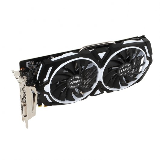 MSI GeForce GTX 1060 Armor OCV1 3GB GDDR5 Reacondicionado