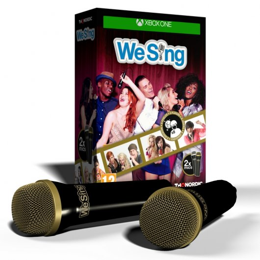 We Sing 2 + Micros Xbox One