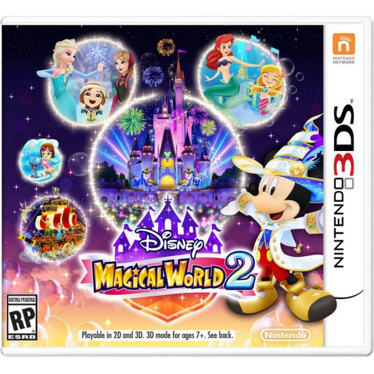 Disney Magical World 2 3DS