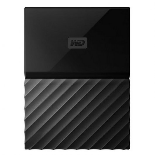 "WD My Passport 3 TB 2.5"" USB 3.0 Negro"