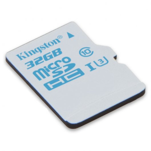 Kingston Pack Micro SDHC UHS-I 32GB CL10 + 64GB CL 10 UHS-I Ultrarrapida