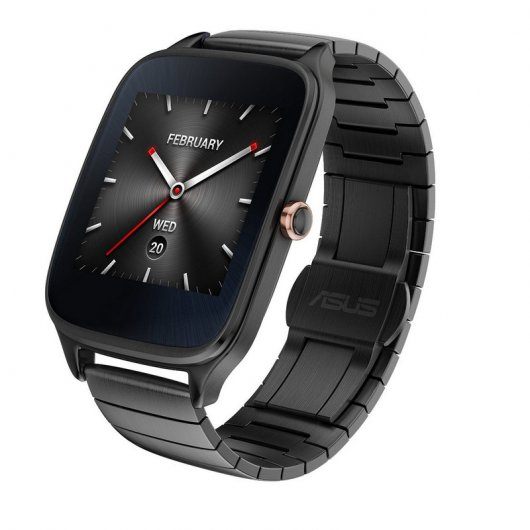 Asus ZenWatch 2 WI501Q Metal Gris Oscuro