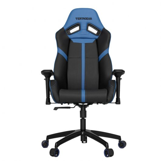 Vertagear Racing Series SL5000 Rev.2 Silla Gaming Negro/Azul