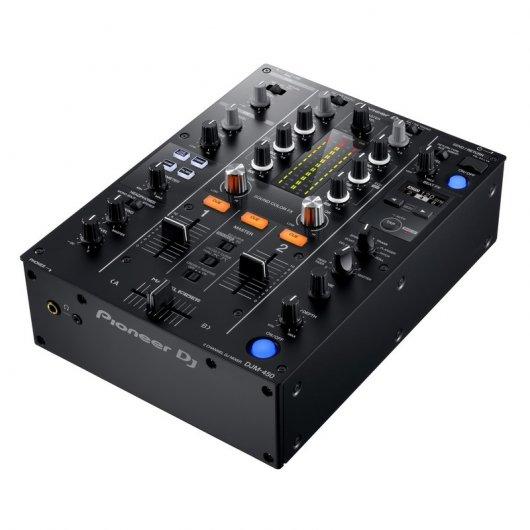Pioneer djm 450 mesa de mezclas 2 canales - Mesas de mezclas para pc ...