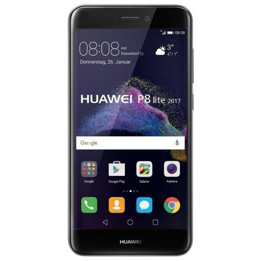 Huawei P8 Lite 2017 Negro Libre