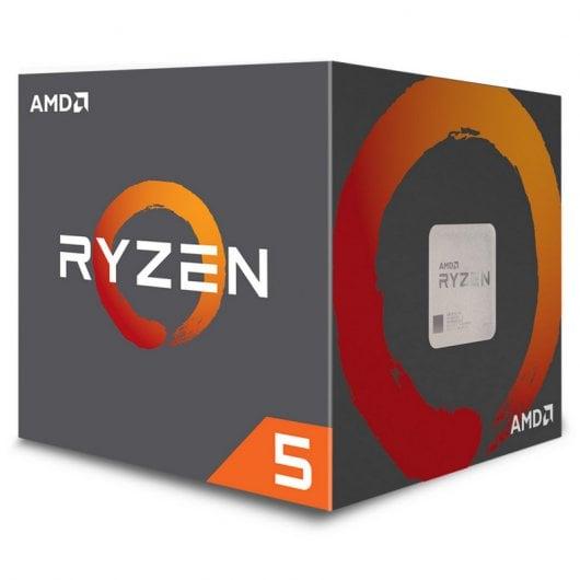 AMD Ryzen 5 1600X 3.6GHZ