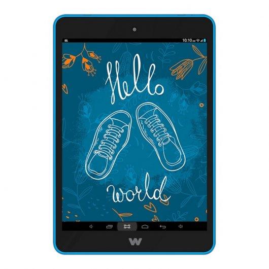 """Woxter Qx-85 7.85"""" Quad Core 8GB Azul"""