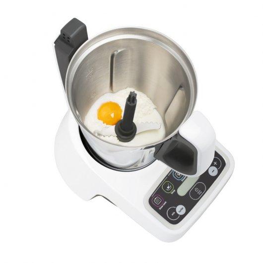 Moulinex volupta robot de cocina 1000w - Robot cuiseur volupta moulinex avis ...