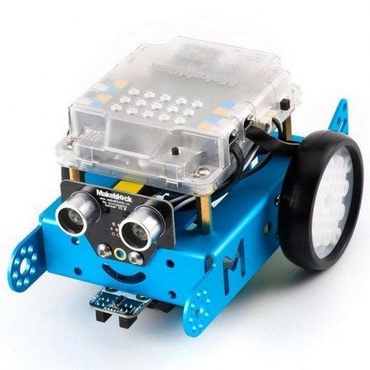 Makeblock Mbot v1.1 Bluetooth Robot Educativo Azul