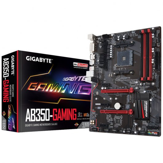 Gigabyte GA-AB350-Gaming Reacondicionado
