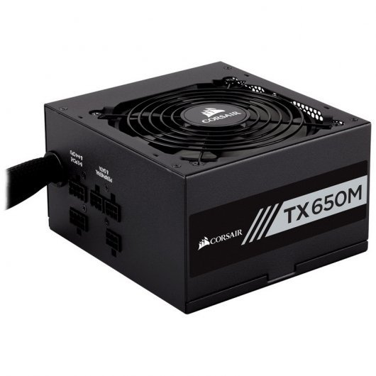 Corsair TX650M 650W 80 Plus Gold Semi Modular