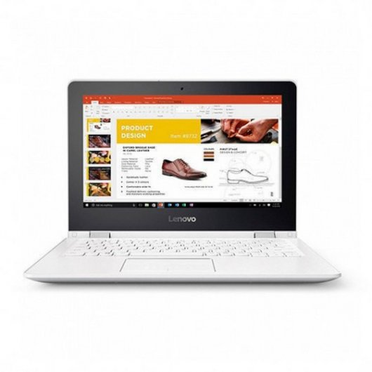 "Lenovo Yoga 300-11IBR Intel Celeron N3060/4GB/500GB/11.6"" Táctil Reacondicionado"