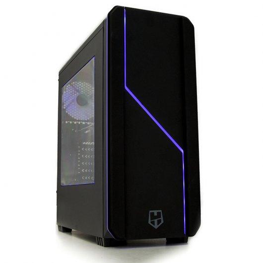 PcCom Bronze MC Black Intel Core i5-7400/1TB/8GB/GTX1050Ti 4GB