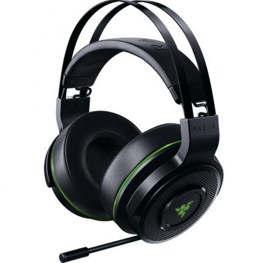 Razer Thresher Ultimate Auriculares Gaming Inalámbricos 7.1 Negro para Xbox One/PC