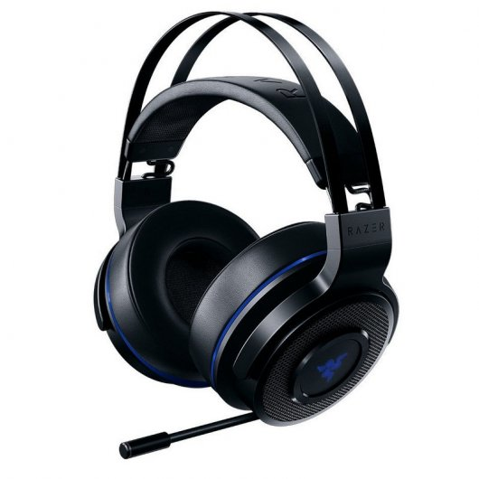 Razer Thresher Ultimate Auriculares Gaming Inalámbricos 7.1 Negro para PS4/PC