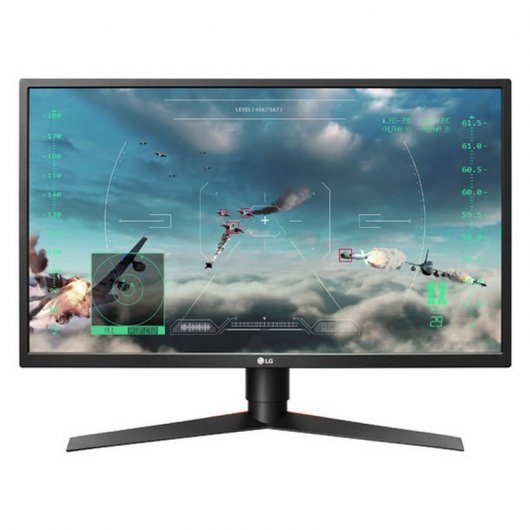 "LG 27GK750F-B 27"" LED FullHD 240Hz FreeSync"