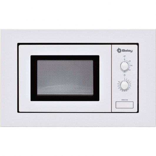 Balay 3WMB1918 Microondas Integrable 800W Blanco