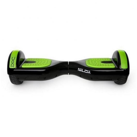 Nilox DOC Hoverboard Negro/Verde