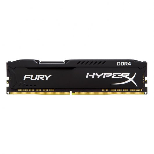 Memoria Ram Kingston HyperX Fury Black DDR4 3466MHZ 8GB CL19